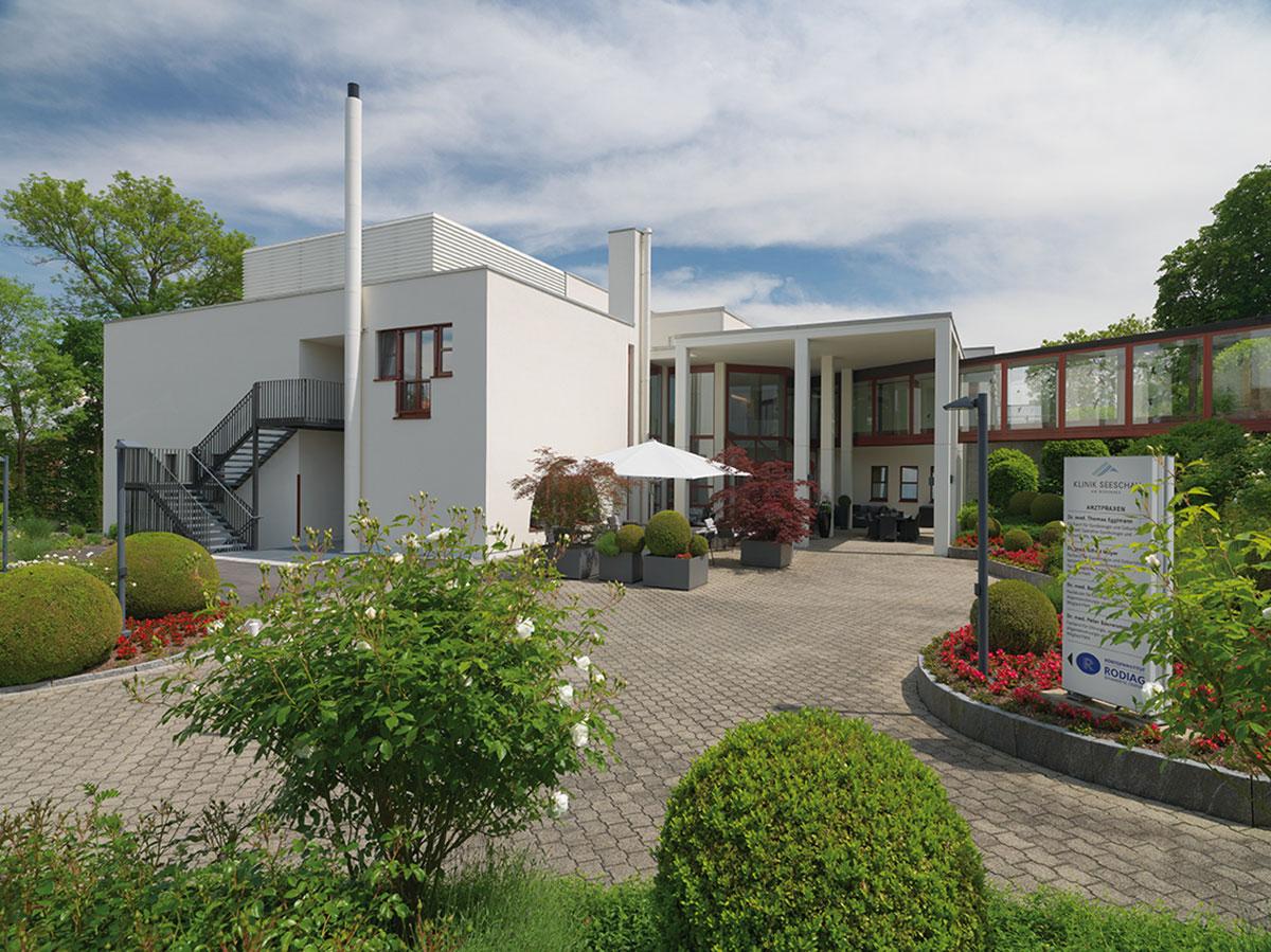 Klinik Seeschau Am Bodensee